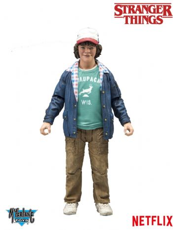 "Stranger Things Dustin 7"" Action Figure"